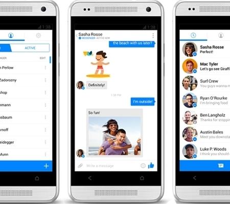 Facebook Messenger 3.0 pretende bater de frente com outros aplicativos